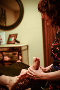 Reflexology with Errin Evans_Peoria IL