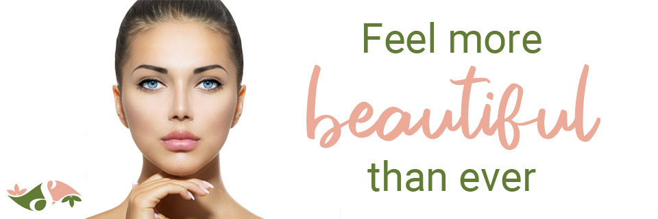 feel more beautiful than ever